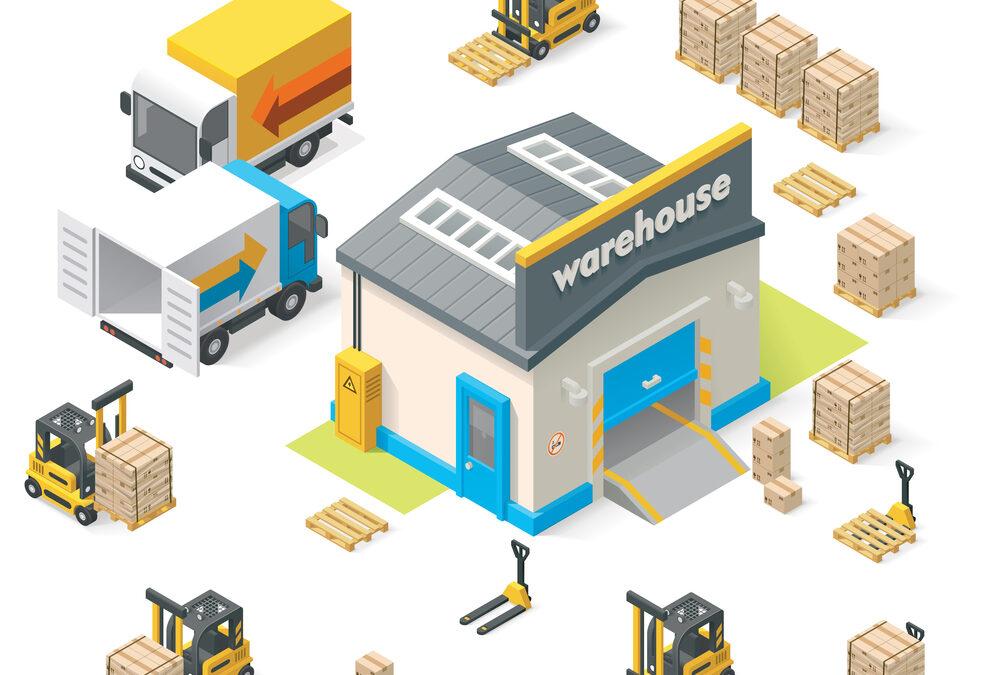 Mago2.4.5 amplifica Warehouse Management